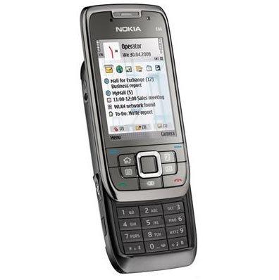 Nokia E66 Quadband 3G HSDPA GPS Unlocked Phone (SIM Free)