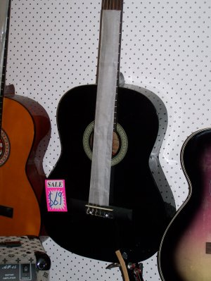 accoustic full size 6 string