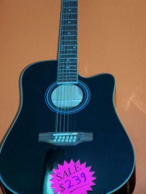 12 string accoustic