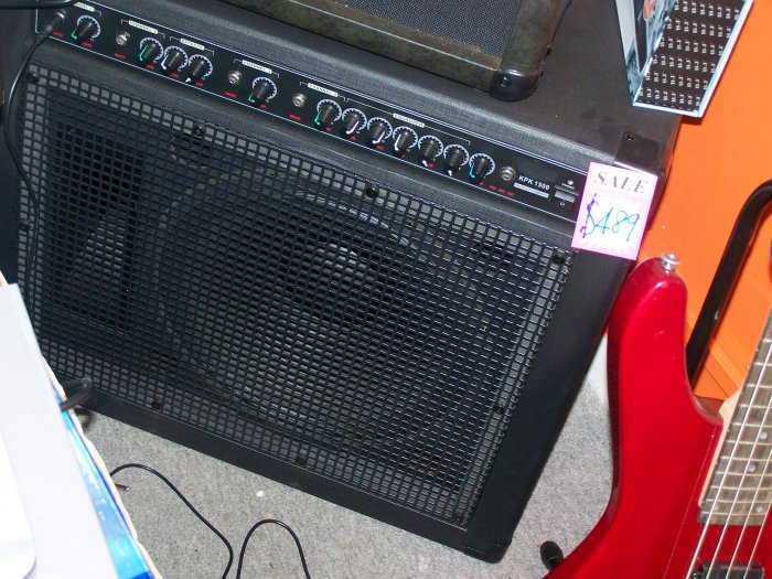 stage amp 250w