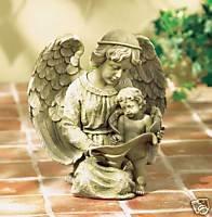 Angel and Child Statue - God's messenger - beautiful statue