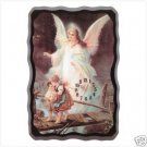 Guardian Angel Wall Clock - Angel Wall Clock