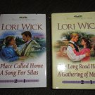 Lori Wick 2 books A Place Called Home series