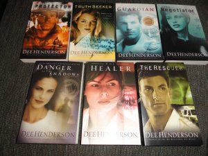 Dee Henderson 7 books O'Malley series
