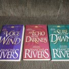 Francine Rivers Mark of the Lion series 3bks