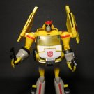 Transformers Animated Rescue Ratchet Deluxe Class Loose Complete Mint Hasbro