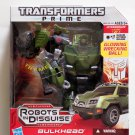 Transformers Prime Bulkhead RID Robot in Disguise Voyager Class Brand New MISB