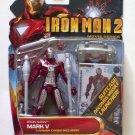 Iron Man 2010 Movie Series Iron Man Mark V Suitcase #11 3.75 Inch Brand New