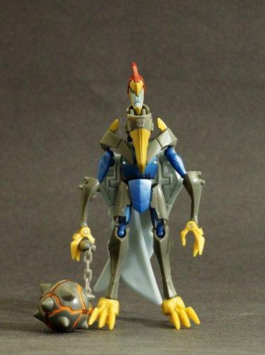 Transformers Animated Deluxe Swoop Dinobots Loose Complete