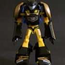 Transformers Animated Elite Guard Bumblebee Deluxe Class Hasbro Complete