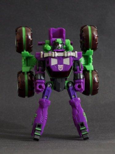 Transformers Cybertron Dirt Boss Deluxe Class Hasbro Loose