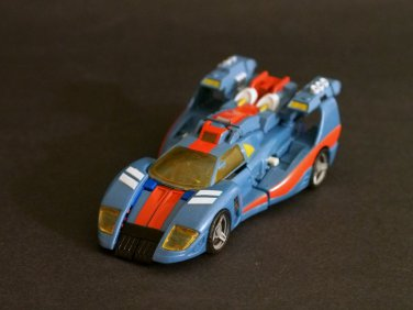 Transformers Cybertron Blurr Deluxe Class Loose Hasbro