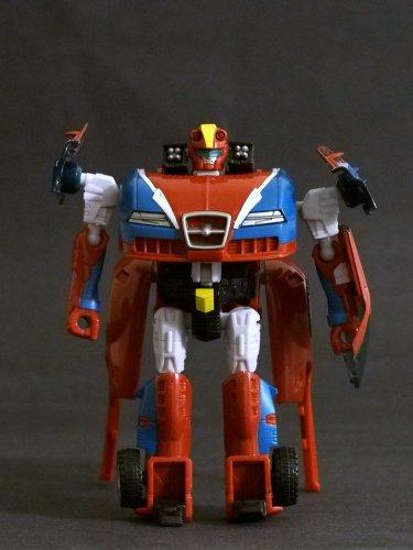 Transformers Cybertron Smokescreen Deluxe Class Loose Hasbro