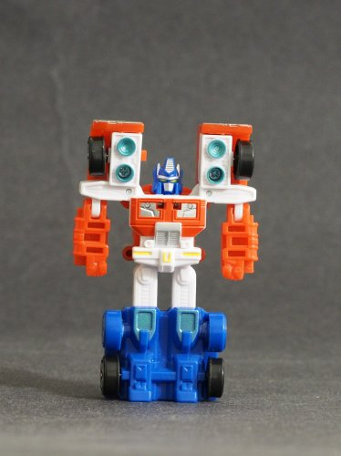 Transformers RID Optimus Prime Robots In Disguise Spychangers