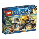 LEGO 70002 Legends of Chima Lennox Lion Attack Set Brand New