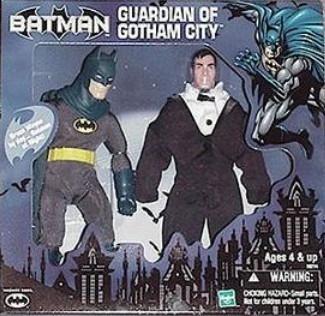 DC Mego SI Bruce Wayne Batman Retro Clothed Action Figure Doll, WGSH 70774 Target MISB