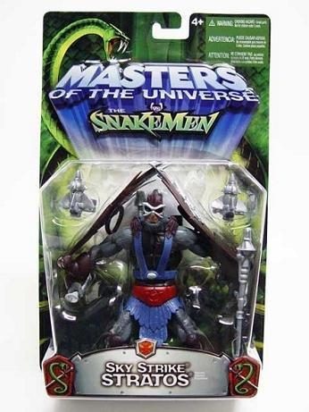 Stratos Euro Uk Motu 200x Snakemen Masters Universe Modern Classics C5823 Mattel He-Man