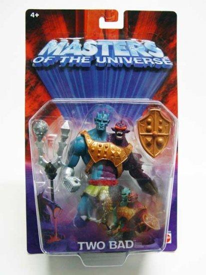 Two Bad 2002 200x Motu Classic He-Man B0389 Mattel 2003 Masters of the Universe