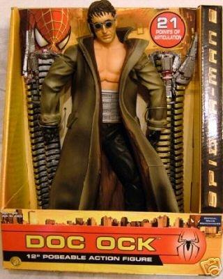 "Marvel Legends Icons Spider-Man 2 1:6 Dr Octopus 12"" Doc Ock Figure Doll MISB"