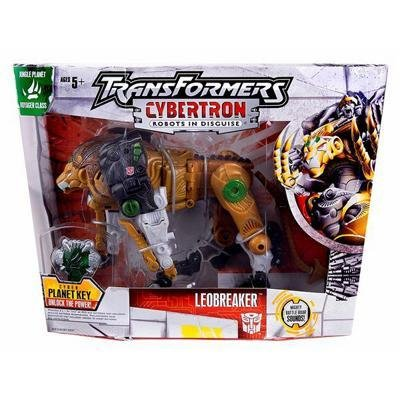 Cybertron Leobreaker/Galaxy Force Ligerjack Misb Optimus Prime Combiner w/ Mini-Con Transformers