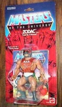 He Man MOTU Masters Universe Zodac MOC Vintage 80s Mattel Figure MOC