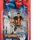 Spiderman Classic Kraven 6in figure| 2003 Marvel Legends Spider-Man action figure