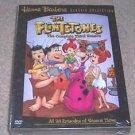 Hanna Barbera Flintstones DVD Set Complete Season 3 Classic Animated Cartoons
