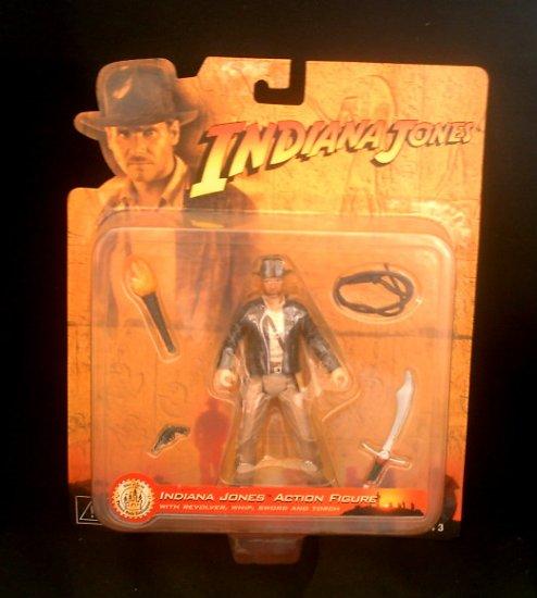 "Disney Indiana Jones 20th Raiders Disneyland 2001 Kenner/Hasbro Rotla (Harrison Ford) 4"" Figure"