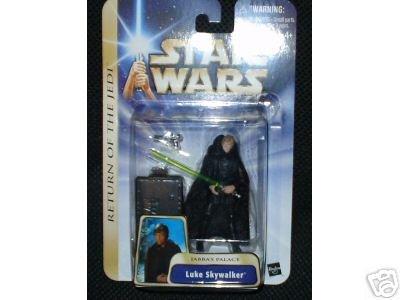 Star Wars Luke Skywalker-Jedi Knight-Jabba's Palace-rotj/aotc-AFA | Hasbro Saga Collection