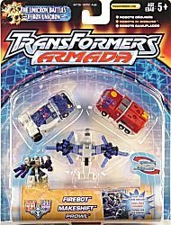 Hasbro Armada Unicron Minicon Emergency Team Transformers Micron Legend
