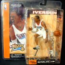 Allen Iverson McFarlane Figure [Variant] Philly 76ers Rookie, Sportspicks NBA Basketball Series 1