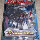 Burning God Gundam Bandai Mobile Fighter MSIA Scarred G-Gundam Action Figure MIA (11426)