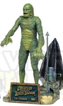 Sideshow Universal Monsters Creature Black Lagoon Collector's Figure (MIB)