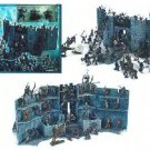 Helm's Deep Fortress LOTR 1:24 Miniatures Environment Playset AOME Battle Scale Middle-earth #48400