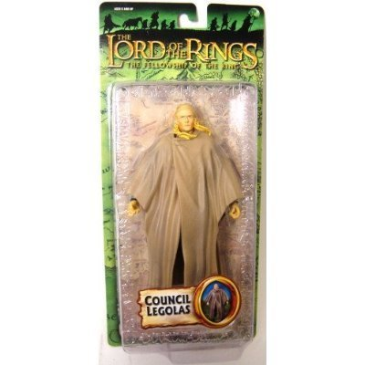"Toybiz Lord of the Rings FotR Legolas 6""inch Action Figure"