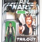 Hasbro Vintage VOTC: ANH Han Solo Star Wars 2004 Saga Original Trilogy Collection (Falcon Pilot) MOC