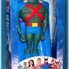 Justice League Martian Manhunter 10 inch vinyl statue figure JLU Animated Series Mattel DC 2003