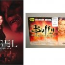 Buffy TVS Angel Complete Season 1 (DVD Set) + 10th Anniversary Cast Reunion-Paley 2008 Best Buy EX