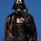 Gentle Giant Darth Vader 1/6 Scale Statue, Star Wars Mini-Bust Limited (Bronze/Black Chrome Ver.)