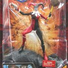 Mattel #M5703: Harley Quinn DCUC Wave 2 2007 Grodd BAF [Mad Love Joker+Batman+Suicide Squad]