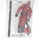 "GI Joe vs Cobra: Spy Troops - Agent Faces (Cobra Crimson Guard Disguise) Hasbro Mail-In 3.75"""