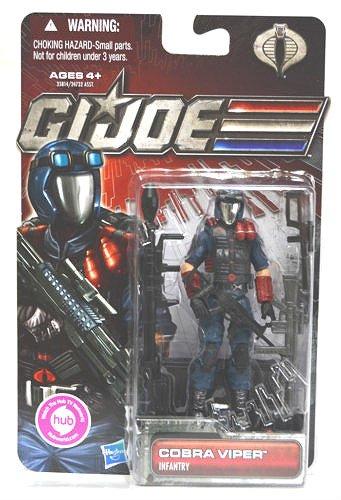 2011 GI Joe 30th Pursuit Cobra Viper Infantry MOC ARAH Figure