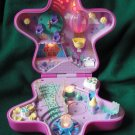 Polly Pocket Disney Fairy Wonderland Playset Bluebird Toy 1993