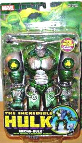 Marvel Incredible Mecha Hulk Amp Gremlin Figures ToyBiz 2004