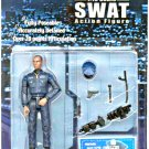 "BBI Elite Force 1/18 Military NYPD SWAT Police Officer-Gi Joe 3.75""-Ultimate Soldier"