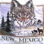 Boys' Toddler New Mexico Wolf Shirt Top Size 2-4