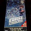 1980 Star Wars Trilogy ESB CBS Fox VHS Original Red Label Video Lucasfilm