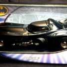 1:18 HotWheels 1989 Keaton Batman Elite Batmobile 1st Ed. Burton 2003 B6046 Diecast Metal Car MISB
