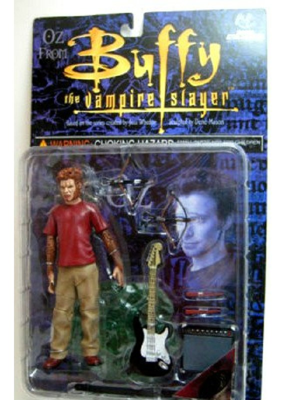 BTVS Werewolf Oz Seth Green CS Moore Diamond PX Exclusive Figure Buffy the Vampire Slayer