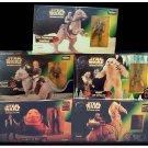 Star Wars SE PotF Collection Kenner set: Han TaunTaun Luke Wampa Jabba Ronto 1997 1998